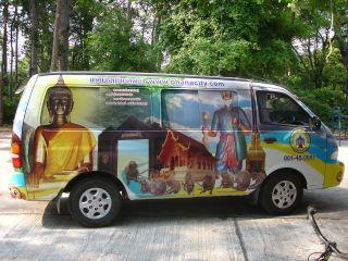 Phana Municipality Minibus