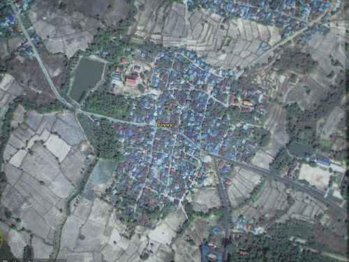 Ban Phana aerial photo