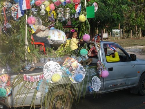 Recycling in Thailand