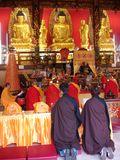 HK Temple interior